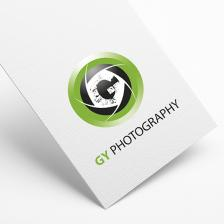 GY Photography - Logo